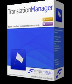 Freestyle Translation Manager